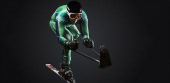 Para-skiing