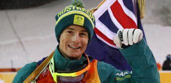 Olympic silver medallist Matt Graham