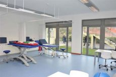 ETC physio room