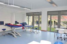ETC physio room